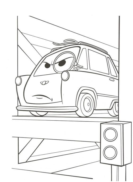 cars 2 malvorlagen  malvorlagen1001de