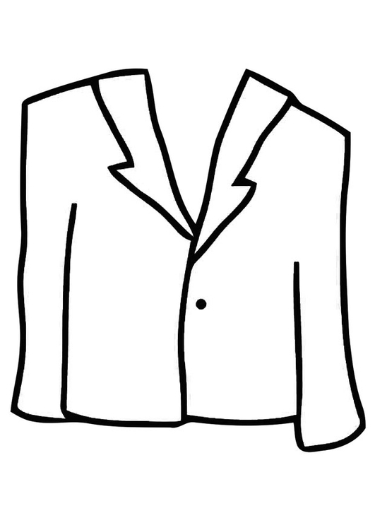 Kleidung Malvorlagen - Malvorlagen1001.de