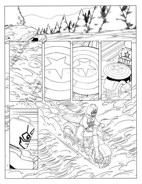 lego avengers malvorlagen  malvorlagen1001de