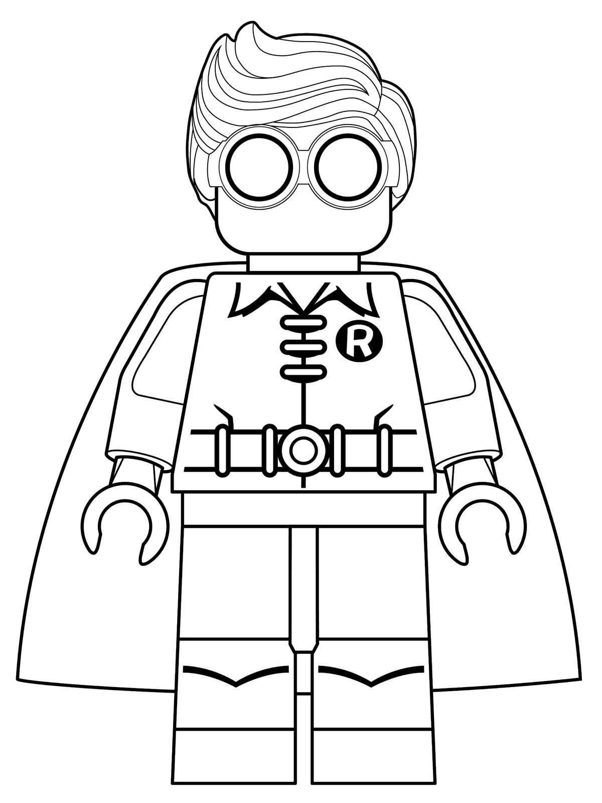 Lego batman Malvorlagen - Malvorlagen19.de