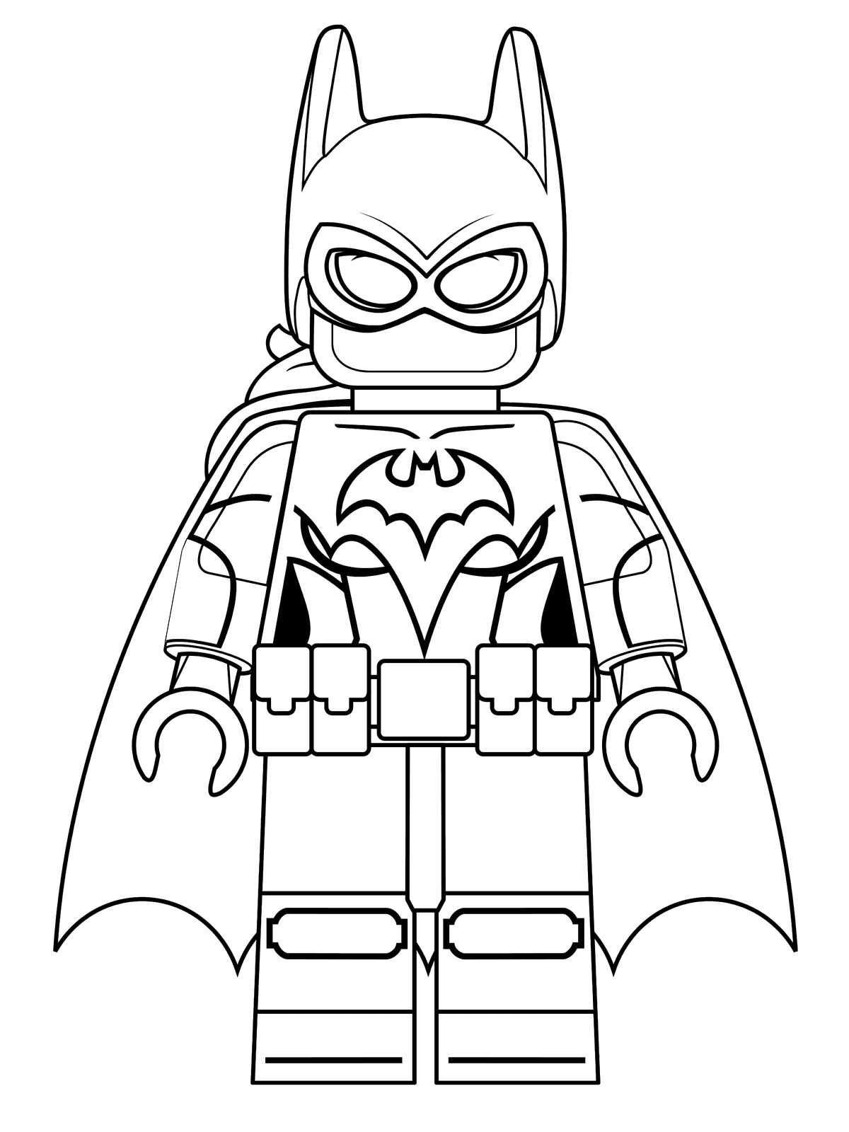 Lego Batman Malvorlagen Malvorlagen1001de