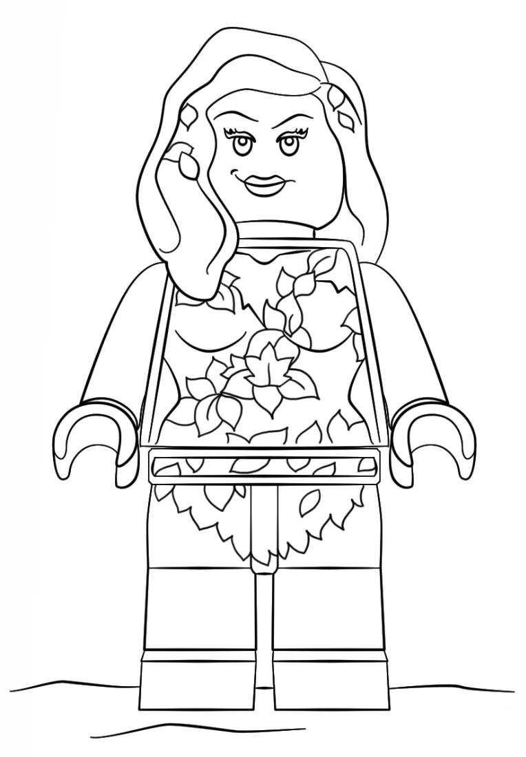 Fein Dc Comics Lego Malvorlagen Ideen - Malvorlagen Von Tieren ...