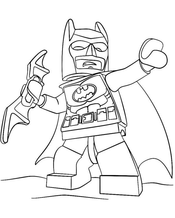 Lego batman Malvorlagen - Malvorlagen1001.de