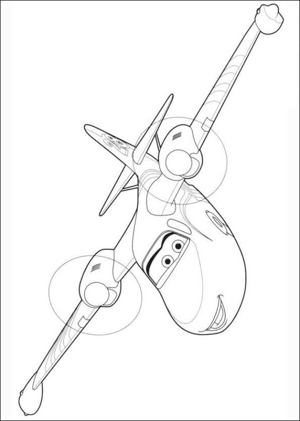 Planes 2 Malvorlagen Malvorlagen1001de