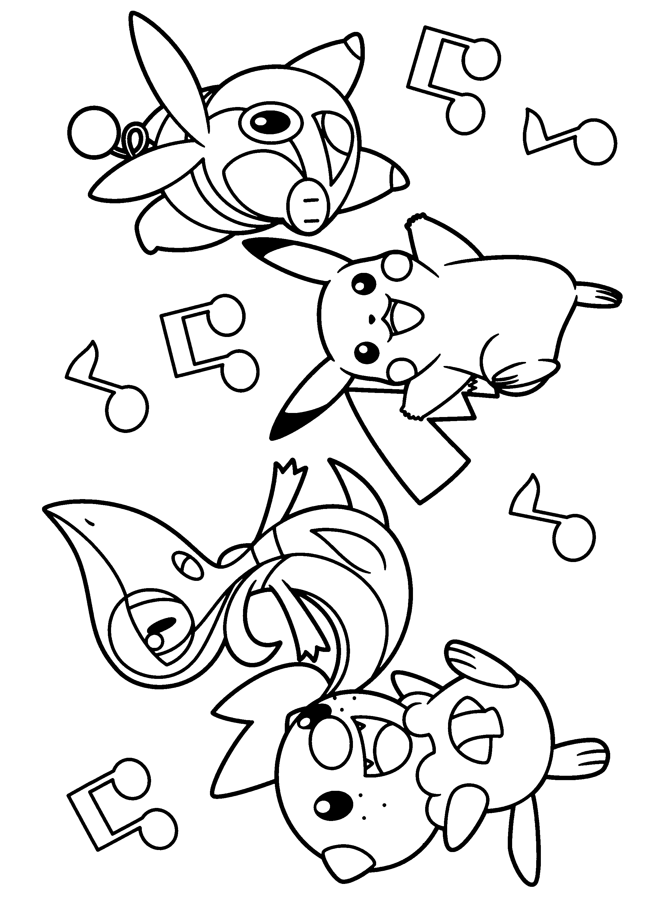 pokemon black malvorlagen  malvorlagen1001de